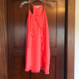 Double Zero mini dress